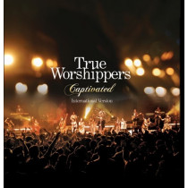 CAPTIVATED為神著迷(CD+DVD)TRUE WORSHIPPERS